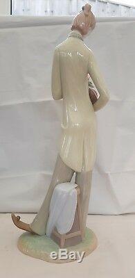 Lladro Figurine Romantic Clown
