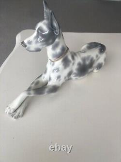 Lladro Great Dane Dog