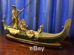 Lladro In The Gondola