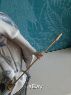Lladro Japanese Geisha Teruko Retired