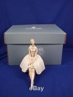 Lladro Limited Edition Refinamiento / Refinment No. 01008243, Boxed Ballet