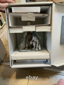 Lladro Lord Of The Rings Set Of 3 Limited To 500 Each Rare