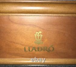 Lladro Medival Chest Set