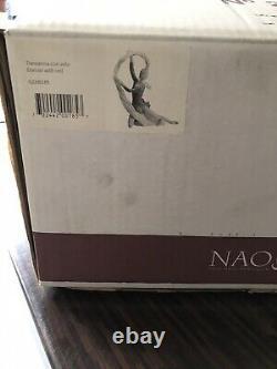 Lladro Nao Large Figurine Ballerina With Veil Dancer
