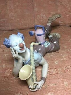 Lladro No5764 Seeds Of Laughter Gloss Finish. Stunning Condition. 1990