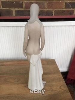 Lladro Nude 01014511 (Daisa 1978) Mattre Large Figurine
