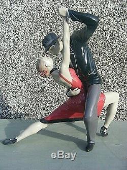 Lladro Passionate Tango Limited Edition 2155