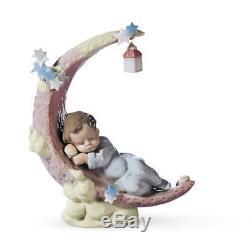 Lladro Porcelain Figurine Heavens Slumber 01006479