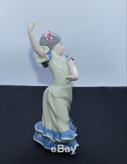 Lladro Porcelain Figurine Lolita