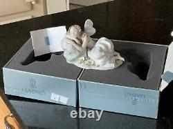 Lladro Privilege 7694 Princess Of The Fairies Immaculate Condition