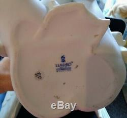 Lladro Protective Angel Handmade Porcelain Figurine