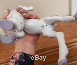 Lladro RARE Unicorn & Friend Figurine #5993 Retired Jose Luis Alvarez