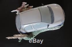 Lladro Rare Ford KA 1996 Sculpture Jose Javier Malavia near mint