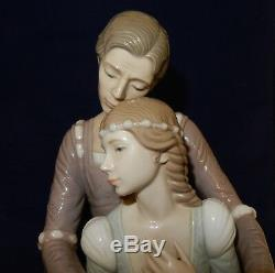 Lladro Rare Vintage Retired Dance of Love 5820