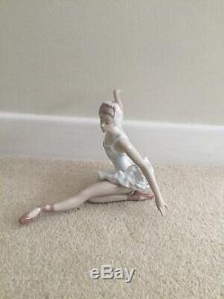 Lladro Set Of 2 Ballerina Figurines