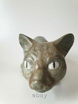 Lladro Spain Siamese Cat 1970s