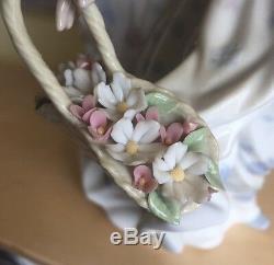 Lladro Spring Splendor 5898 Boxed Spring Splendour