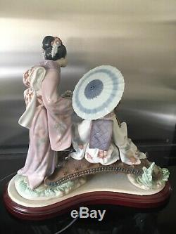Lladro Springtime in Japan