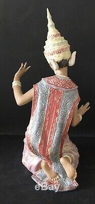Lladro Thai Dancer. 12069. 16.5 High. Perfect