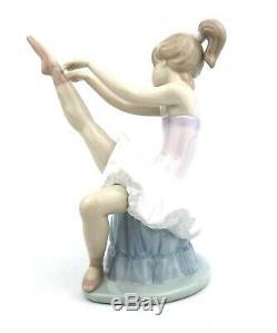 Lladro Tuesday's Child Figurine 6014 Retired 1993-98 Nina Martes