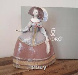 Lladro Utopia Menina Lady Figurine Art Edition Large Boxed #8252 Rare