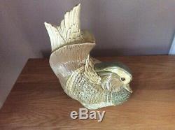 Lladro figure Mandarin Duck Rare Pre-1960