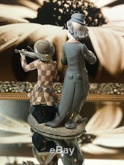 Lladro figurine clown