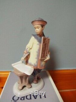 Lladro figurine collection 17 pieces mostly oriental in theme