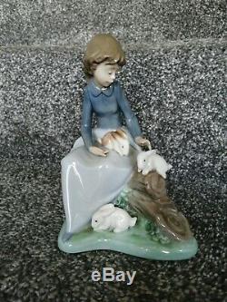 Lladro nao 19 figures figurines nativity set pre owned job lot bargin