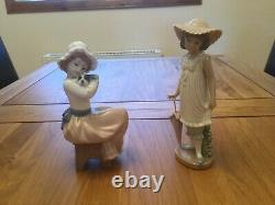 Lladro nao job lot ornametal figurines