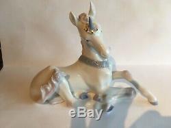 Lladro unicorn porcelain figurine (#5826) DISCOUNTINUED