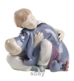Nao By Lladro Disney Porcelain Figurine Dreams With Eeyore Was £135 Now £115.00
