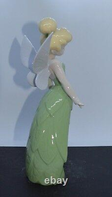 Nao By Lladro Disney Porcelain Figurine Tinkerbell 02001836 Was £149 Now £126.50
