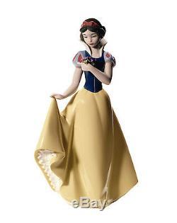 Nao Disney Snow White Figurine NEW in Gift Box 26966