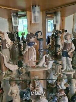 Nao Ladro Figurines 17 In Total, Please Read All Description