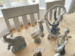 Nao by Lladro (private collection) bundle of 15 figures