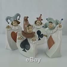 Nao cards set of 4 pieces