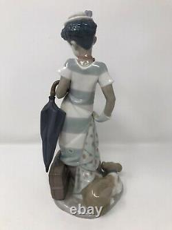 Rare Lladro Daisa 1990 Clown on the Move Figurine #5838