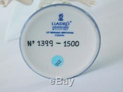 Rare Lladro Figure Tinker Bell 7518 Ltd Ed 1399 Of 1500 Box & Cert Free Uk P&p