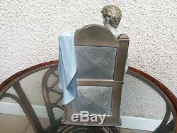 Rare Lladro Hamlet & Yorick Porcelain Figurine Retired 1983 #01001254
