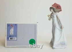 Retired Lladro 7636'Afternoon Promenade'- Hand Signed- Limited Ed- Original Box