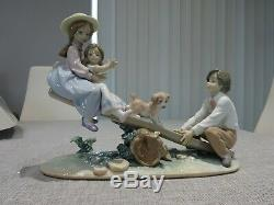 Retired lladro collection 15 pieces