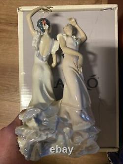 Retired lladro figurines