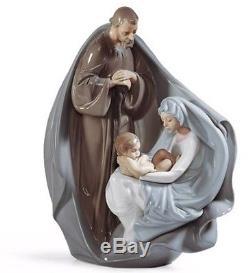 SALE Lladro Porcelain BIRTH OF JESUS 010.06994 Worldwide Shipping