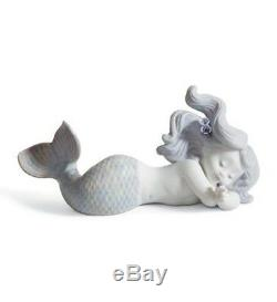 SALE Lladro Porcelain DAY DREAMING AT SEA 010.18112 Worldwide Shipping