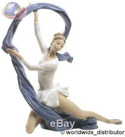 SALE Nao By Lladro Porcelain DANCER WITH VEIL (SPECIAL EDITION) 020.01699 World