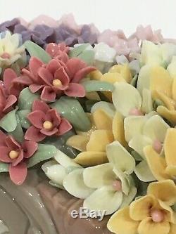 Stunning LLADRO LOVES TENDER TOKENS Flower Girl Beauty Collectors Piece